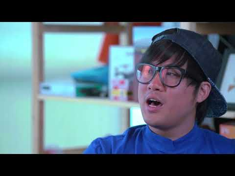 Jinnyboy Chats Exclusively To Curtin College