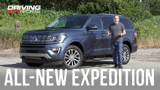 2018 Ford Expedition Limited 4x4 Review