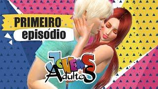 Jovens Adultos | 1º Episódio (Eu quero você) | 2T | The Sims 4