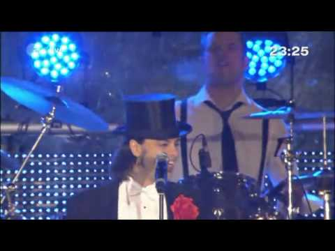 We no speak americano en vivo -in live direct- Germany Berlin - 31 december 2010