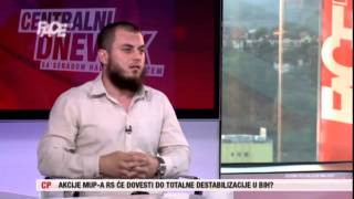 Dževad Gološ u CD-u: Spavači su političari, ja nisam spavač