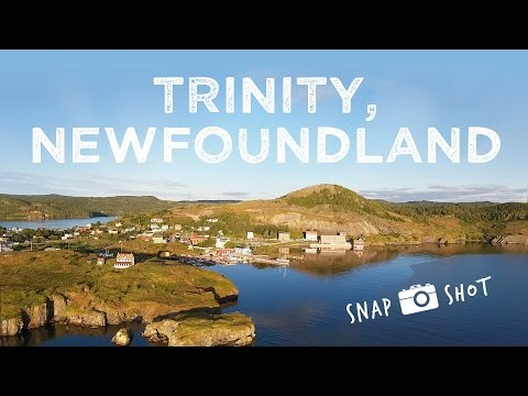 Trinity, Newfoundland: A Snapshot