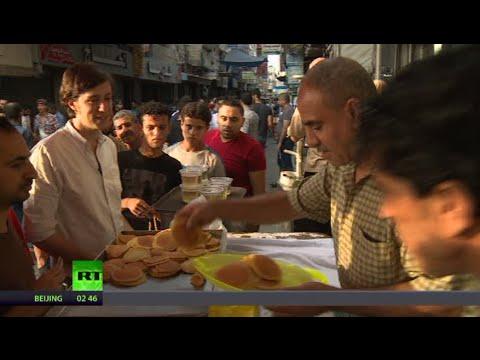 NewsTeam: Day off in war-torn Gaza (E43)