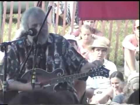 Amazing David Grisman, Chris Thile, Enrique Coria Winterhawk (Greyfox) Bluegrass Festival 1998'