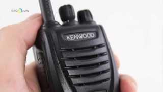 Обзор портативной радиостанции Kenwood TK-3301 PMR