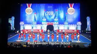 Download Video 2018 Dunbar cheer finals MP3 3GP MP4