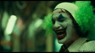 Джокер убивает парней в метро. Джокер 2019