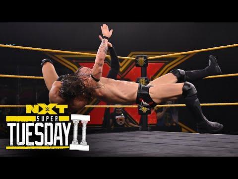 Finn Bálor vs. Adam Cole – NXT Championship Match: NXT Super Tuesday II, Sept. 8, 2020