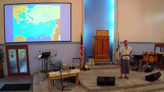 Dramatic Recitation of the Book of Sefer HetGalut (Book of the Revelation)