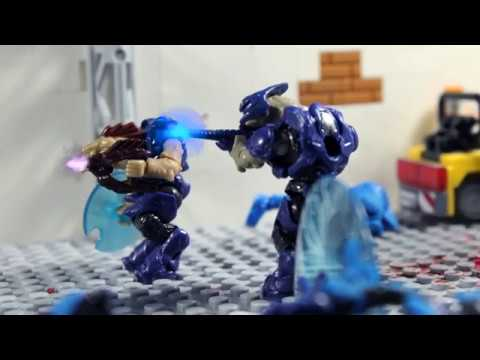 The Best and Most Comprehensive Halo Mega Bloks Stop Motion