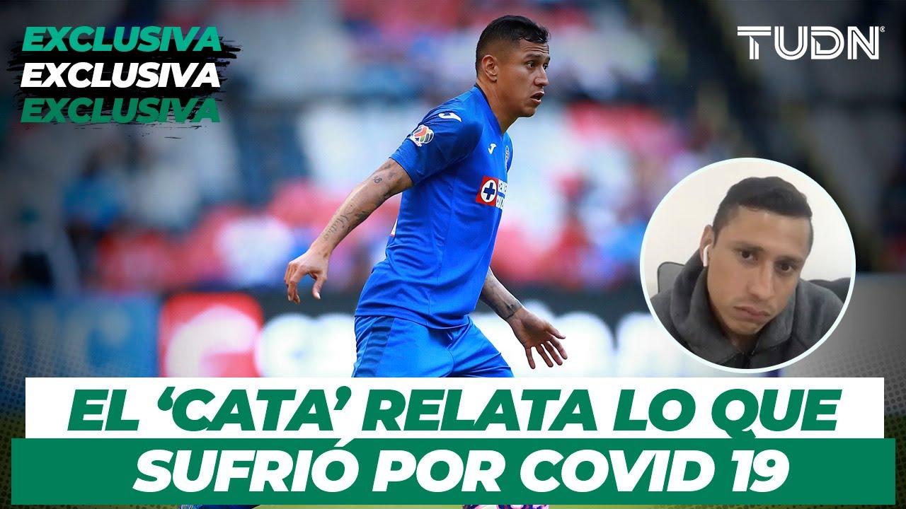 'Cata' Domínguez confirmó haber tenido COVID 19 y relata la GRAVEDAD en la que estuvo   TUDN