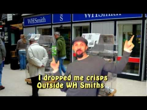 The Lancashire Hotpots - This Lancashire Town (Lyrics video)