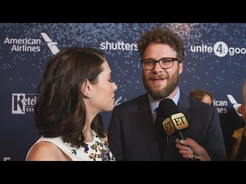 EXCLUSIVE: Seth Rogen Shares The Secret To Making His Marriage Work: 'Buffalo Wings and Televisio…