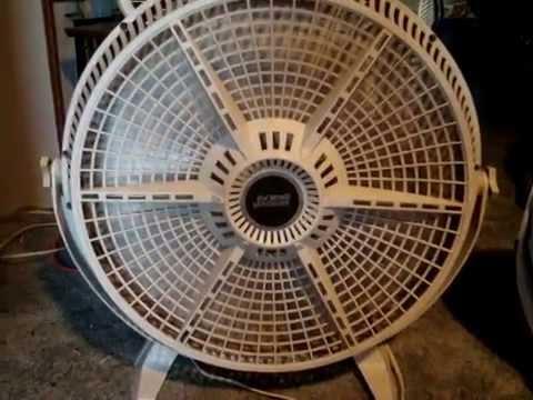 the wind machine fan