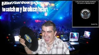 DJ BLACK Feat GIORGIA BARROWS -  You catch my broken heart ( Extended Version )