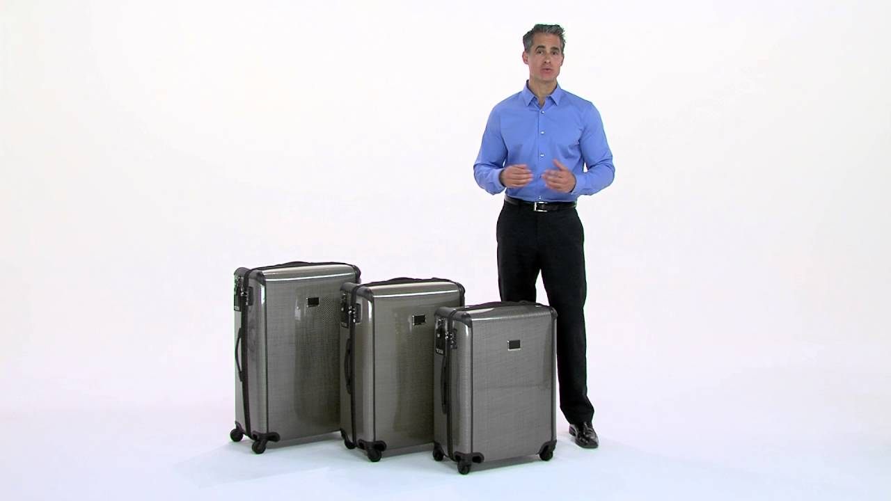 5b343bfda Tumi Tegra Lite Large Trip Packing Case - eBags.com - YouTube