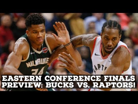 NBA Playoffs 2019: Eastern Conference Finals Preview & Prediction – Bucks Vs. Raptors!