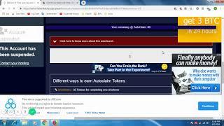 FAUCETHUB AUTO CLAIM || BEST EARNING METHOD || AUTO CLAIMING METHOD