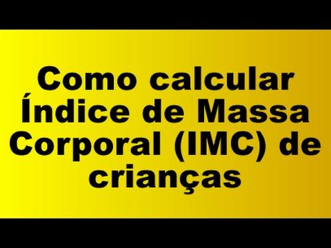 CALCULADORA DE IMC INFANTIL BAIXAR