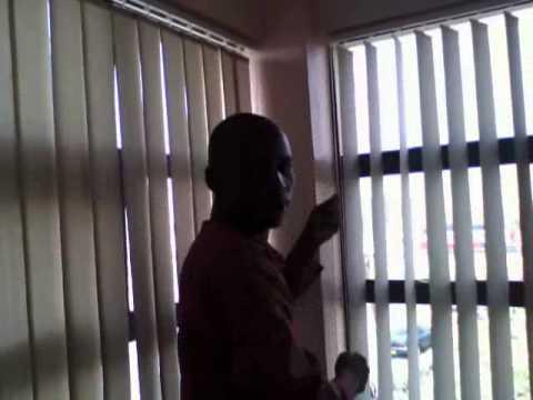 offismatt decora limited-window blinds/fims/office partitioning