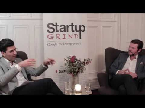 Startup Grind Gothenburg host Magnus Emilsson (Visit Group Technology) [ Full interview ]