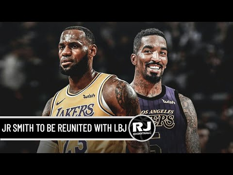 The Lakers Really Want You To Know They Don't Want JR Smith