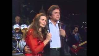 Johnny Cash & June Carter Cash - Where Did We Go Right