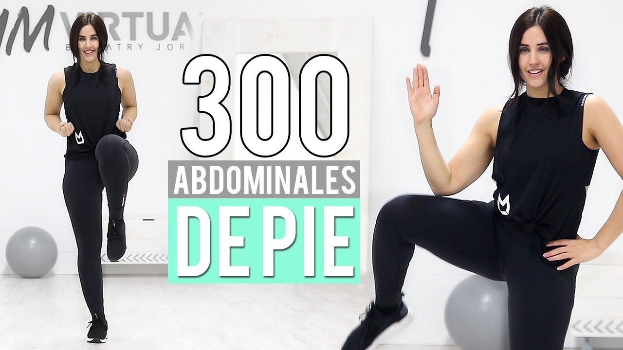 ejercicios abdominales bajo impacto