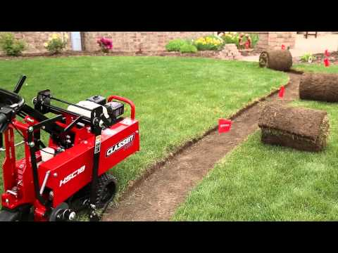 Classen® PRO Sod Cutter - Serious on Sod