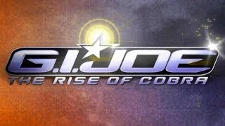 GI Joe: Rise Of The Cobra -- Review #JPMN