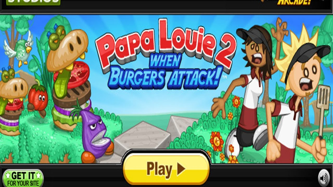 Papa Loui 2