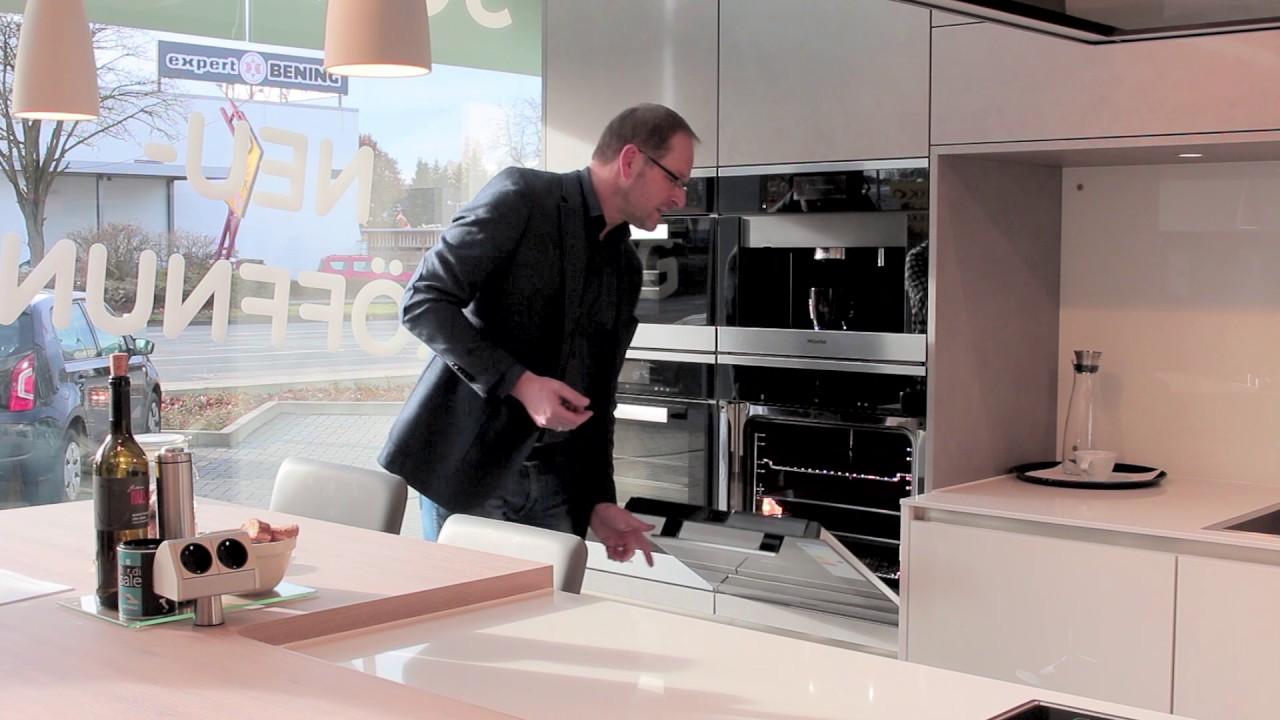 SCHMIDT Küchen – Küchengeräte von Miele - YouTube