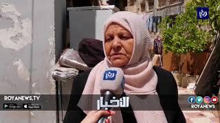 جمعية العاد الاستيطانية تطرد عائلة الرويضي من منازلهم في سلوان - (22-4-2018)