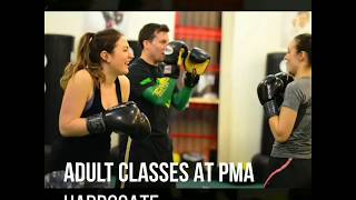 Kickboxing and Krav Maga Classes for Adults and Teenagers at Premier Martial Arts Harrogate