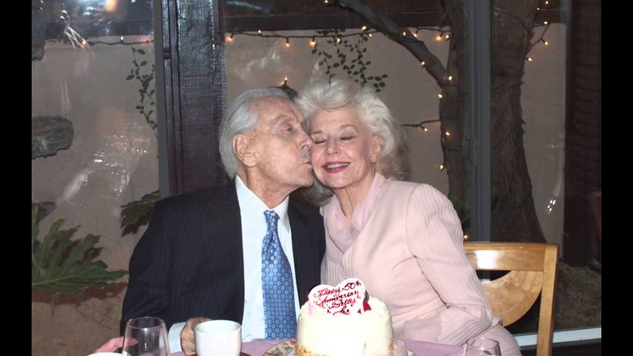 Betty and Joe Weider 50th Wedding Anniversary - April 24