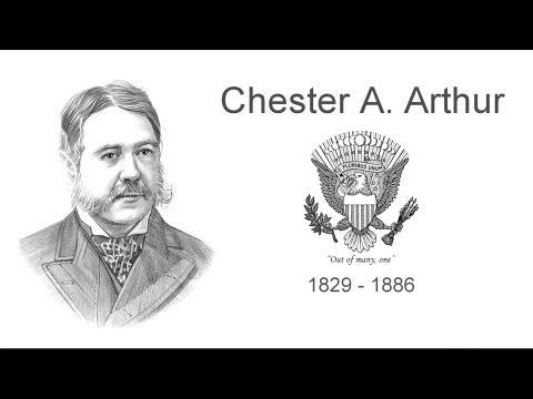 Chester Arthur ***