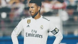Sergio Ramos Real's main defensive line some great clips..