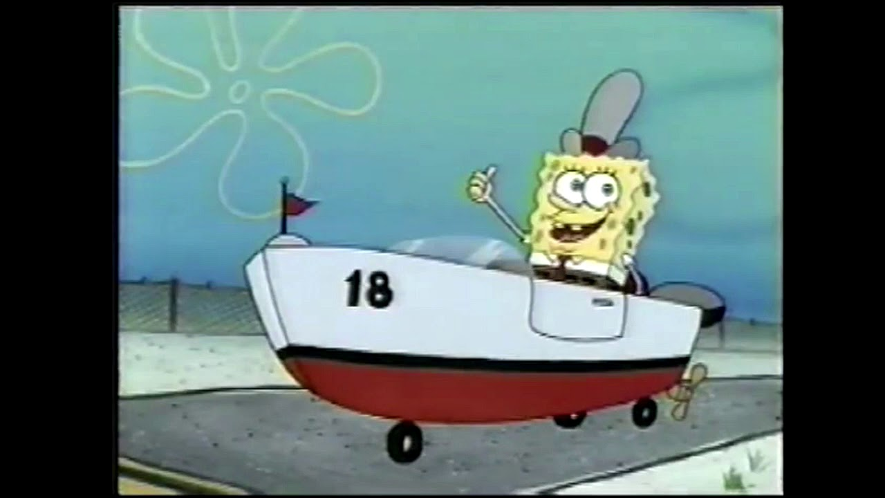 SpongeBob SquarePants Be There And Be Square (Rare) - YouTube