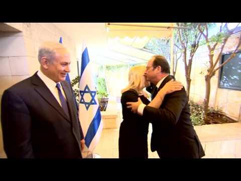 PM Netanyahu Holds Series of Diplomatic Meetings