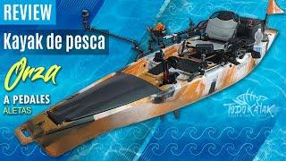 """Vídeo: Kayak de Aletas """"Orza"""""""