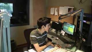 Radio Station Tour WAWL