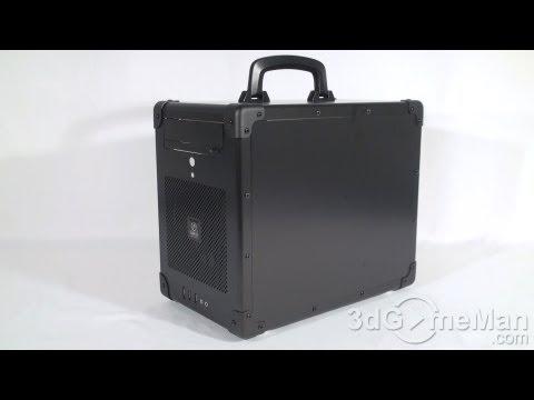 #1293 - Lian Li PC-TU200 Case Video Review