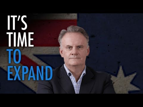 It's Time To Expand: Mark Latham's BIG news