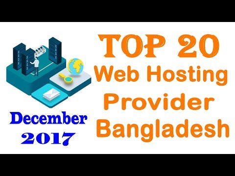 Top 20 Hosting Provider Bangladesh in December 2017 | Top 20 Web Hosting Provider Review