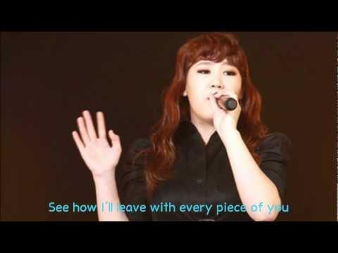 Park Ji Min-Rolling In The Deep Lyrics FULL SONG HD