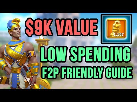 My Strategy How to Get Legendary Commander Sculptures Low Spenders Win Easy F2P | Rise of Kingdoms