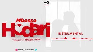 Mbosso - Hodari Instrumental
