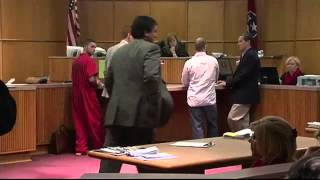 Mall Stabber Makes First Appearance In Court