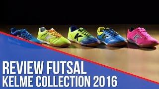 Review futsal KELME collection 2016