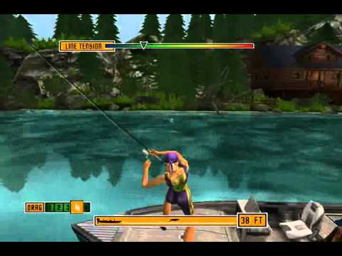 Rapala Pro Fishing-56 Lbs King Salmon